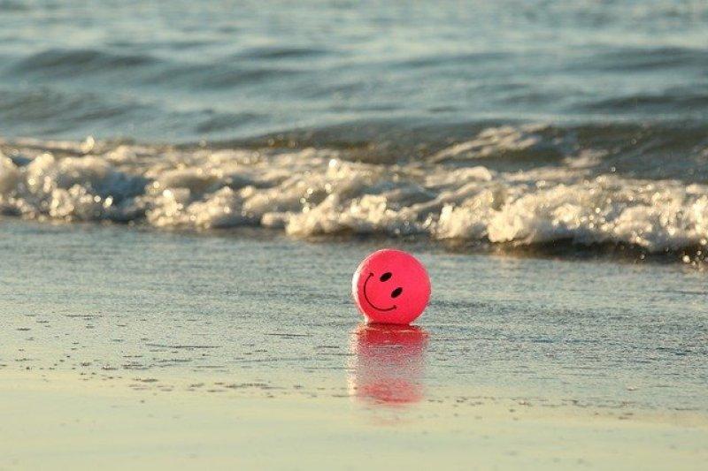 Disfrutar en la playa