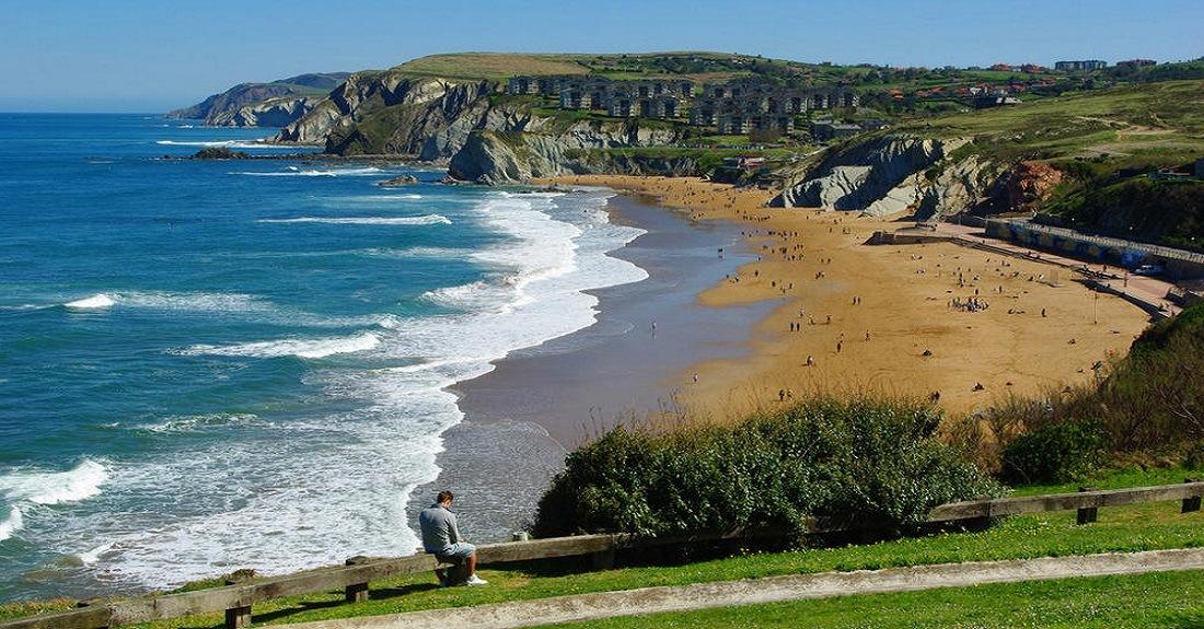 Las mejores playas cerca de bilbao