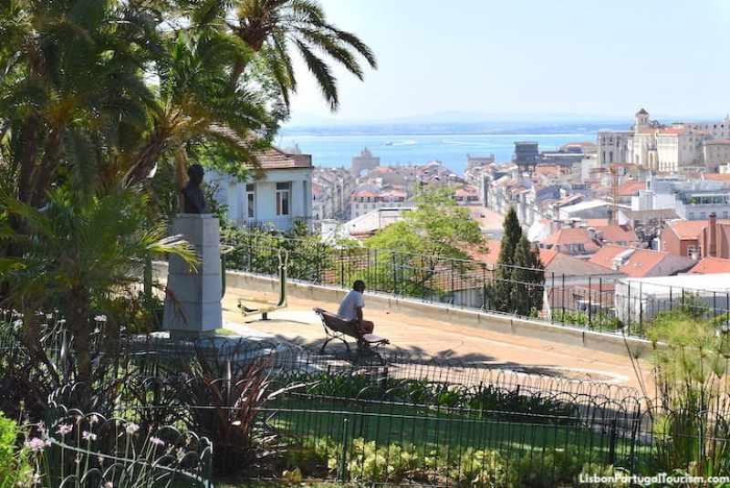 Jardin do Torel, Lisboa