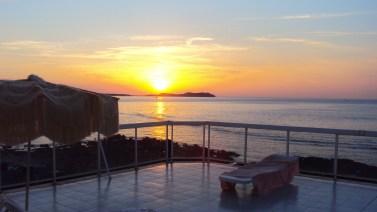 Sunset à Ses Fontanellas