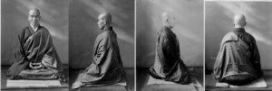 Meditación postura