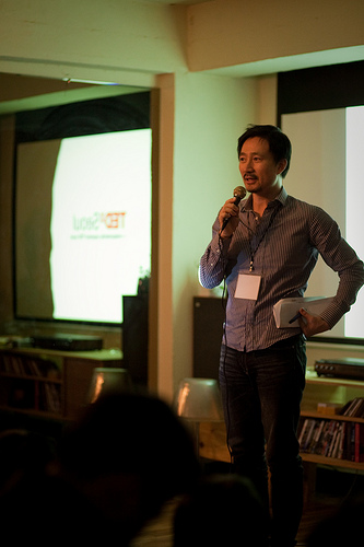 TEDx Seoul Salon Pictures