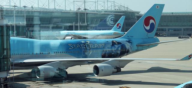Starcraft Plane