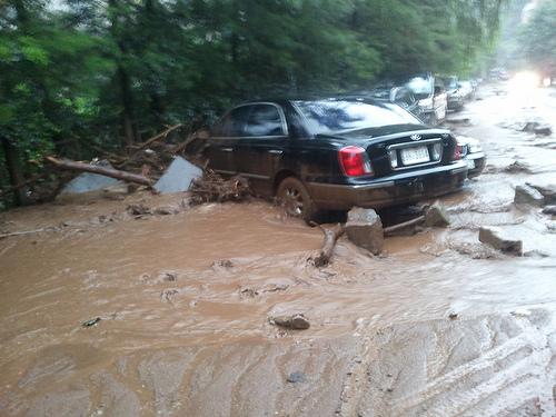 Landslide hits EBS Studios