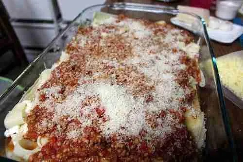Korean Kitchen Hacking: Lasagna almost totally from scratch