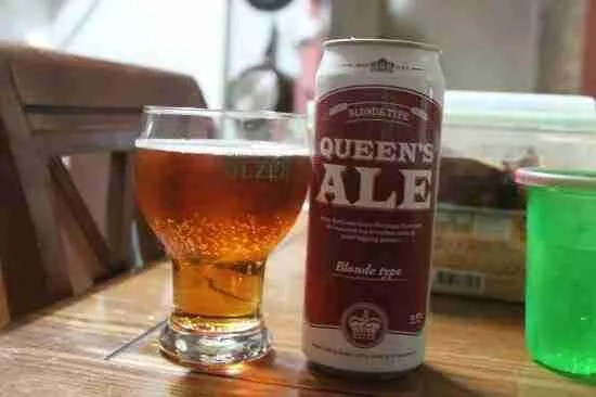 How is Hite's New Queen's Ale?
