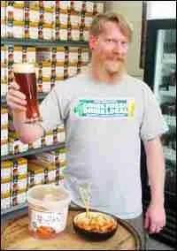 Kimchi Beer?