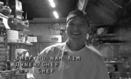 """Star Chef"" Kim on EBS"