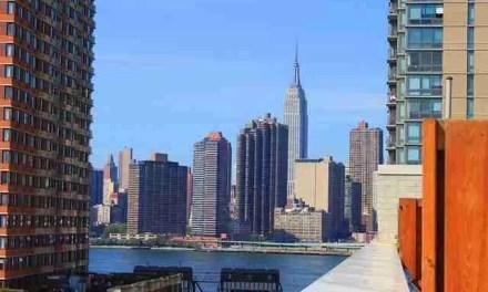 ZenKimchi in New York, part 2: Wendy's Rooftop