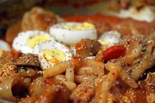 Street Food at Home: Ultimate Rabokki