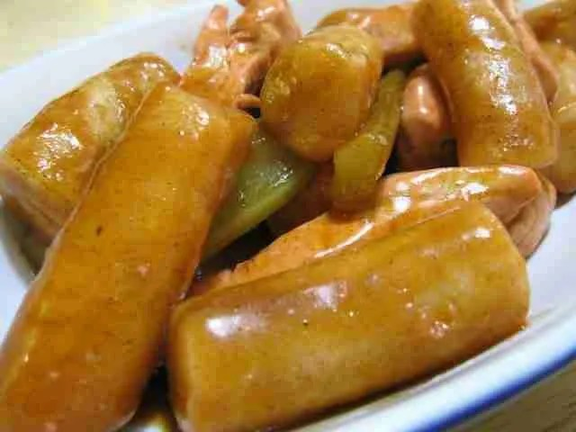 The Ninth Day: Buffalo Chicken Tteokbokki