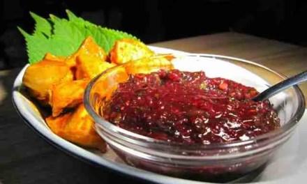 Raspberry Ssamjang