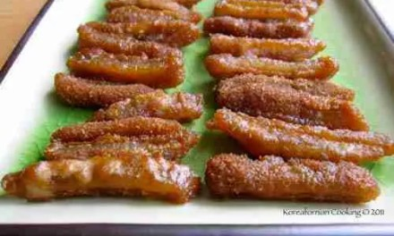 Candied Yuja Peel