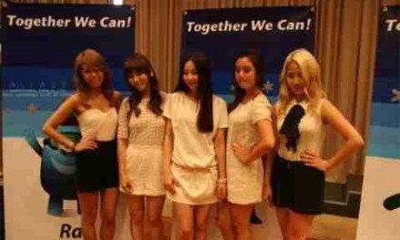 Wonder Girls as Korean Food Ambassadors