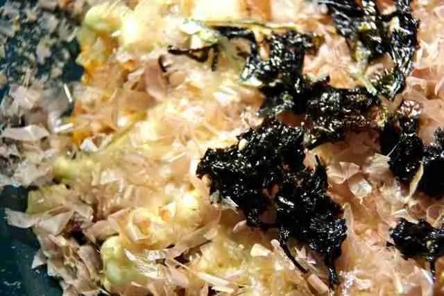 Kimchi Okonomiyaki