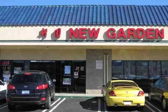 Review: New Garden Restaurant, Los Angeles area