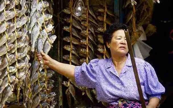 Noryangjin Fish Market in Gourmet