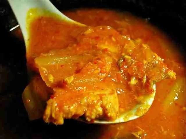 Tuna Kimchi Jjigae