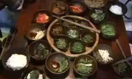 KBS Docu about Korean Food — Online