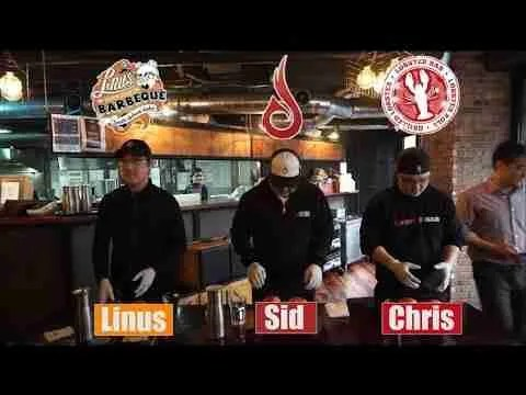 Video: Eating Contest Between Three Itaewon Restaurant Owners