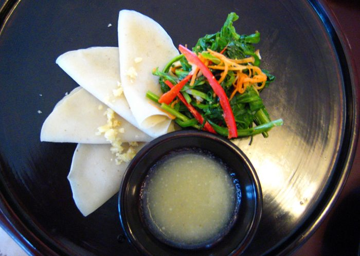 What Is Korean Buddhist Temple Cuisine?