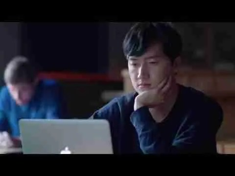 New Korean-American Web Drama: Eating It
