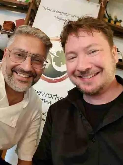 Pop-up with British Celebrity Chef Jay Morjaria