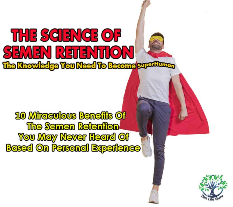 Retention benefits sperm My Experience