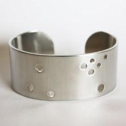 Leo zodiac constellation bracelet