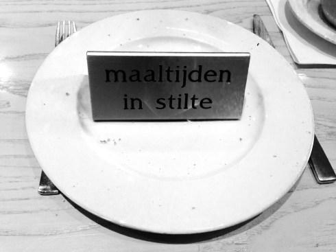 maaltijdeninstilte