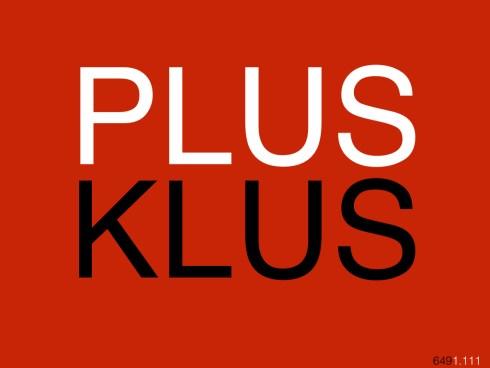 PLUSKLUS649.001