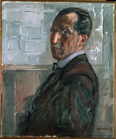 zelfportret_voorSalomonSlijper_1918