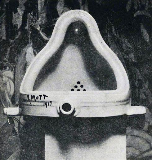 Fountain-Bron-Marcel-Duchamp-foto-Alfred-Stieglitz