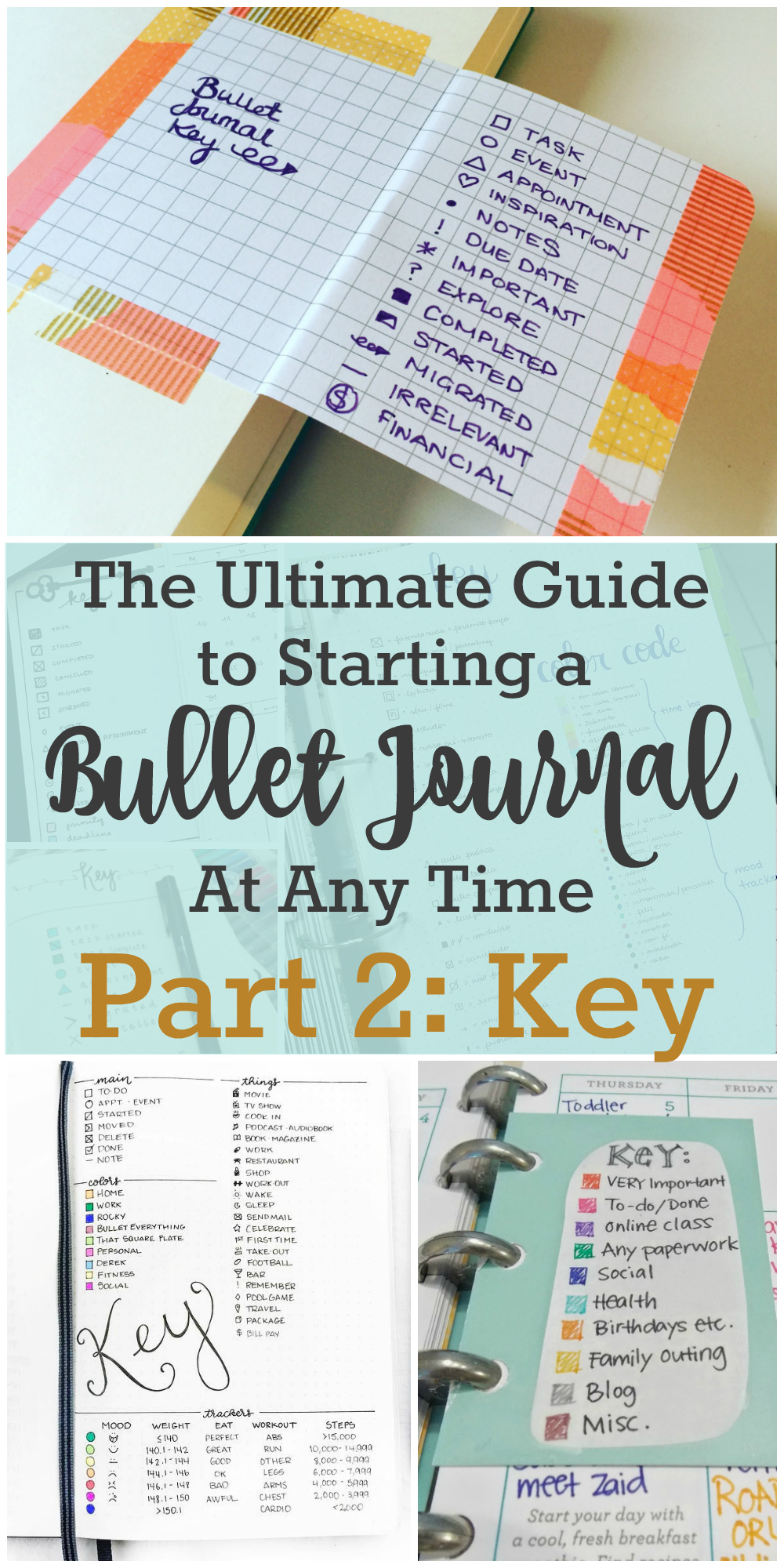 photograph regarding Bullet Journal Key Printable known as The Best Bullet Magazine Solution - Zen of Developing