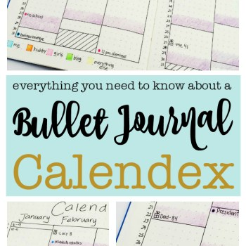 Create a Bullet Journal Index