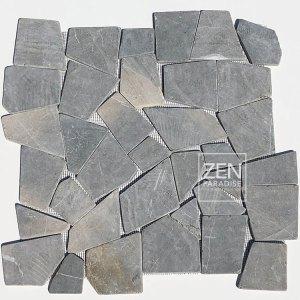 Grey XL Mosaic ZPXM 003