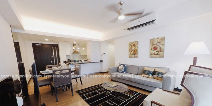 One Serendra West Tower Unit for Sale