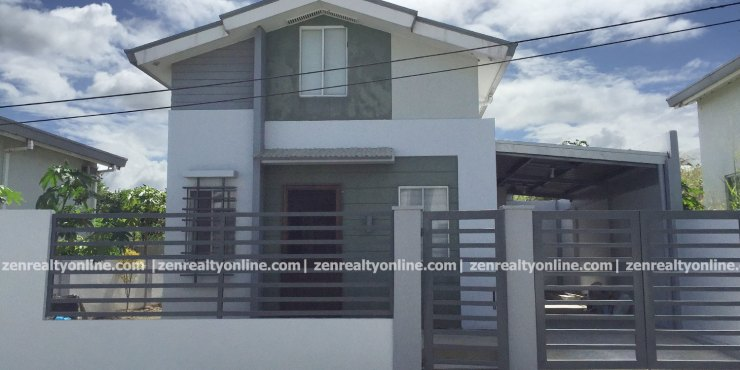Avida Village Cerise Nuvali House for rent
