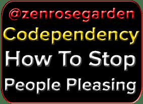 Webinar, Codependency, How To Stop People Pleasing