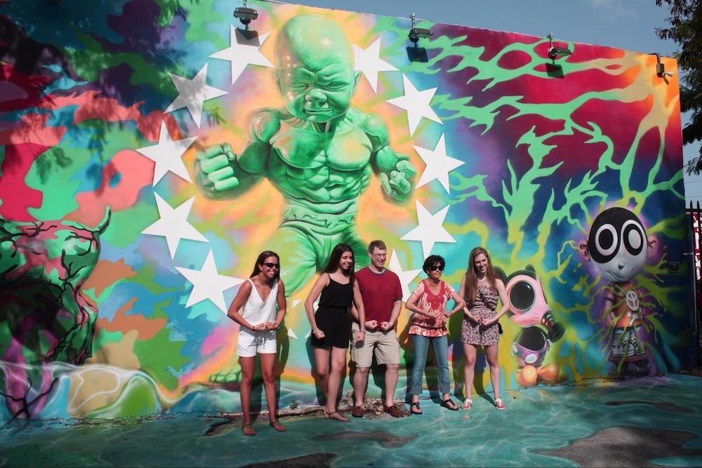 rediscovering miami: street art wynwood murals