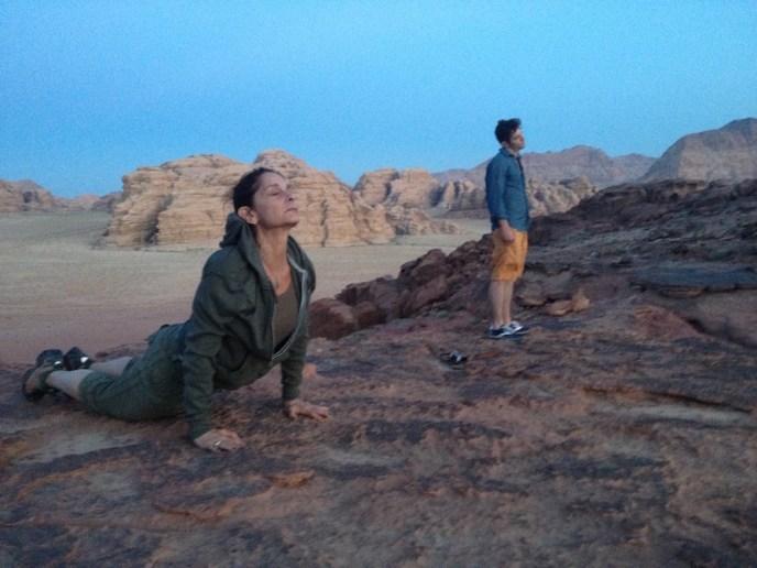 yoga jordan mountaintop