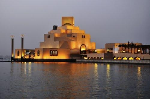 museum islamic art doha qatar