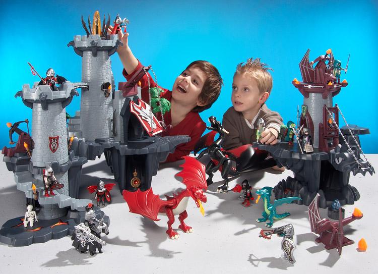 Zen Seekers Playmobil Castle Page