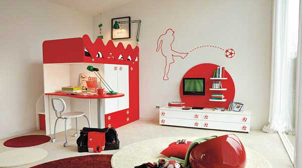 Minnie Mouse Bedroom Design