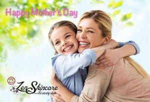 Happy Mothers Day 2019 Facial Service Zen Skincare Waxing Studio Asheville NC