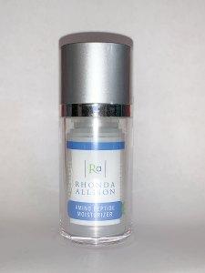 Rhonda Allison Amino Peptide Moisturizer 15ml Zen Skincare Asheville NC