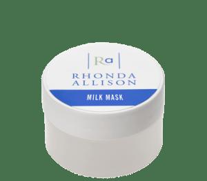Rhonda Allison Milk Mask Zen Skincare Waxing Studio Asheville NC