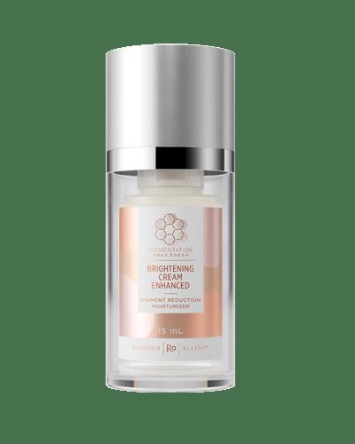 Ra Brightening Cream Enhanced 15ml Zen Skincare Waxing Studio Asheville, NC