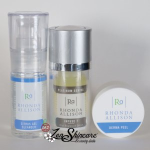 Rhonda Allison Renew Infuse Facial Kit Zen Skincare Waxing Studio Asheville, NC