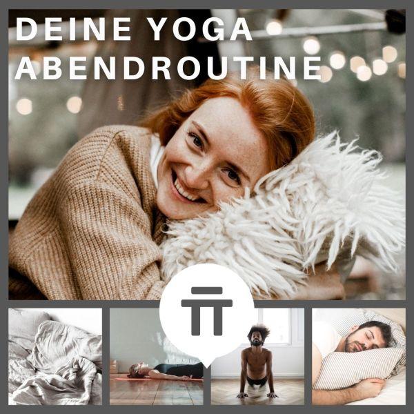 Zenspotting Deine Yoga Abendroutine
